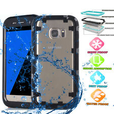FR SAMSUNG GALAXY S7 Shockproof Waterproof Dirt proof Phone Hard Case Full Cover