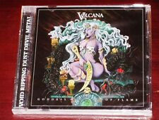 Volcana: Goddess Of Flame CD 2017 Stormspell Records USA SSR-DL-223 NEW
