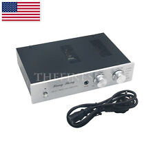 XiangSheng DAC-01A DAC Tube 24Bit 192Khz USB Decoders Headphone PreAmplifier US