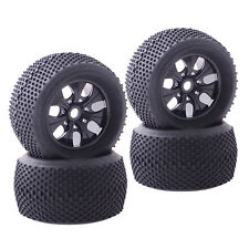 4 x Tires Sets Fit 1:8 HSP HELLFIRE HPI Savage 4852 SS 5.9 Dirt Tire/Tyre/Wheel