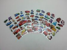 Disney Pixar Car McQueen & Mater 3D Classic Cartoon Stereoscopic Sticker 6 PCS #