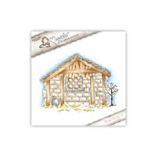 Magnolia Rubber Stamps Holy House S-11, NEW