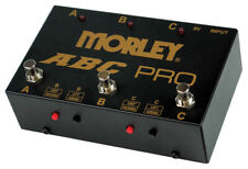Morley ABC Pro Selector Combiner Switching Guitar Pedal
