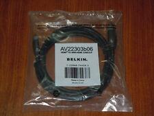 Genuine Belkin 6' Mini HDMI Cable - AV22303b06 for Kodak Sony Camera Camcorder