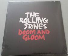 "Rolling Stones ""DOOM AND GLOOM"" 2012 10"" vinyl pressing"