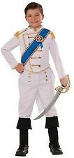 Forum Novelties Kids Happily Ever After Prince Costume White Medium