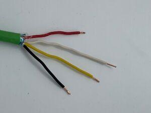 EIB BUSLEITUNG EIB-Y(ST)Y 2X2X0,8 grün Kabel Installation KNX 10 / 20/ 100 Meter