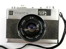 Vintage YASHICA Electro 35 MC 35mm Film Camera.  A+ Cosmetic Condition.