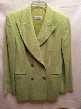 Missoni Women's Light Green Blazer. Size 8. Made In Italy