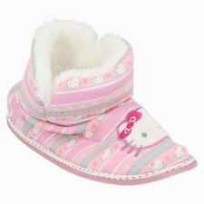 Pantoufles roses Hello Kitty pour fille de 2 à 16 ans