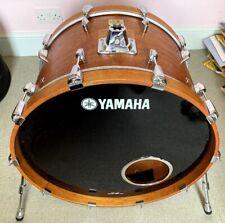 More details for yamaha birch custom absolute 22x14 bass drum