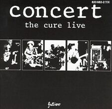 THE CURE Concert The Cure Live CD BRAND NEW