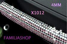 Autocollant diamant argenté strass scrapbooking sticker adhésif collant 4MM 4 MM
