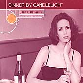 Jazz Moods: Dinner My Candlelight by Various Artists (CD, 1999, Concord) Used