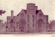 CENTENARY METHODIST CHURCH MANKATO, MN 1908