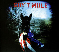 Gov't Mule SELF TITLED Debut Album GOVT New Sealed CD