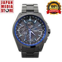 Casio Oceanus OCW-T2600B-1AJF Classic Radio Solar Men Watch Japan OCW-T2600B-1A