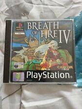 Breath of Fire IV [PAL][ITA][ENG][PS1[PS2] Buone condizioni!