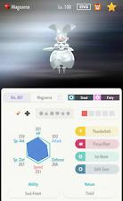 SHINY 6IV Magearna - Pokemon Home LEGENDARY