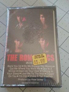 The Romantics - In Heat Cassette (1983, CBS/Nemperor) NEW SEALED