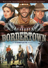Bordertown: The Complete Series (DVD, 2012, 6-Disc Set)
