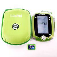 LeapFrog LeapPad 2 Explorer Learning Tablet w/ Cinderella & Case Tested & Works