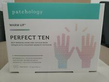 Patchology Warm Up Perfect Ten Self-Warming Hand and Cuticle Mask 1 Treatment
