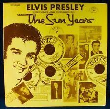 ELVIS PRESLEY: THE SUN YEARS Interviews & Memories-SUN RECORDS #1001