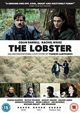 The Lobster DVD 2016 Region 2