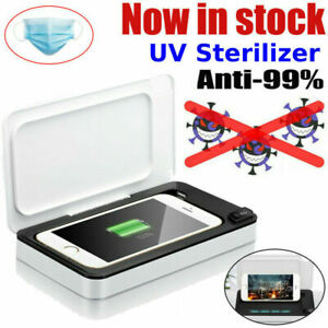 Charger Multifunction Mobile Phone Ultraviolet Sterilizer Wireless Charger Clean