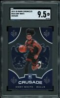 2019 Panini Chronicles Crusade Chrome #543 Coby White RC SGC 9.5 ~ COMP TO PSA