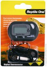 Reptile One Dual Zone Sensor LCD Thermometer (46593) Postage