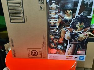 Bandai S.H.Figuarts Dragonball Z Raditz tamashii web limited in stock DHL