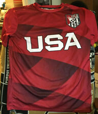 Youth Team USA Soccer #7 XL 18-20 Jersey Xersion Jersey
