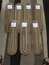 High Country Braided Rug Stair Treads By Capel Set Of 7 Brand New/Tags