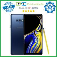 Samsung Galaxy Note 9 N9600 128GB Ocean Blue Dual SIM Unlocked 1 Year Warranty