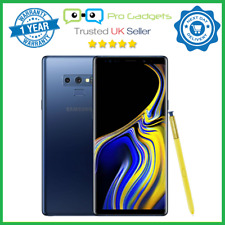 Samsung Galaxy Note 9 N9600 512GB Ocean Blue Dual SIM Unlocked 1 Year Warranty