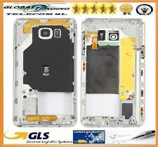 MARCO INTERMEDIO CHASIS SAMSUNG NOTE 5 N920F N920C USADO ORO DORADO GOLD GRADO B