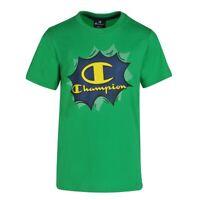 Champion T-Shirt Mode Entraînement Course SPORTS Garçons Fitness
