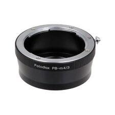 Kamera-Objektivadapter & -Zwischenringe für Micro Four Thirds Fotodiox