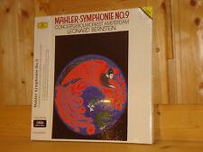 Mahler Symphony No.9 BERNSTEIN Live Audiophile DGG 2x 180g LP BOX NEW SEALED