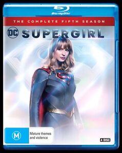 SUPERGIRL Season 5 : NEW Blu-Ray