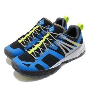 Merrell MQM Ace GTX Gore-Tex Dirblue Blue Lime Men Outdoors Hiking Shoes J84679