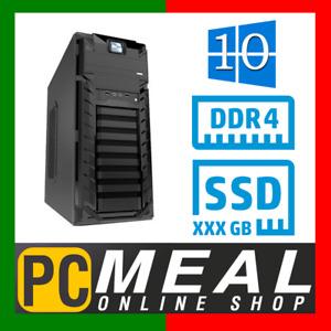 INTEL 8-Core i9 9900K Max 5GHz GAMING COMPUTER 120GB 8GB DDR4 HDMI Desktop PC
