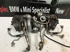 BMW TURBO CHARGER PAIR N54 64K MILES E90 E92 E93 335i 335Xi P# 11657563686