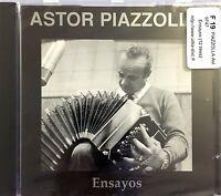 Astor Piazzolla Y Su Quinteto CD Ensayos - Spain (M/M - Scellé / Sealed)