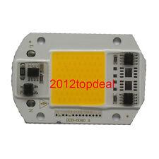 20W 30W 50W LED Floodlight COB Chip 110V 220V Input Integrated Smart IC Driver