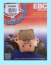 EBC FA368R Sintered Rear Brake Pads for Husqvarna TE TE410 TE449 & TE450 2006-13