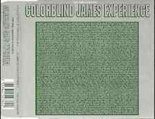 Colorblind James Experience BBC Peel Sessions Strange Fruit CD Single