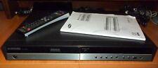 LETTORE DVD RECORDER SAMSUNG HDD 160GB HR-750 REGISTRATORE senza dig terrestre